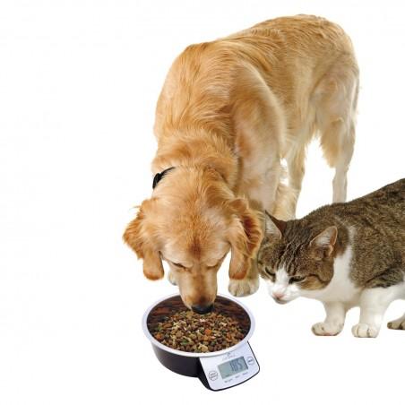 Hundefressnapf mit Waage EYENIMAL 1 Liter