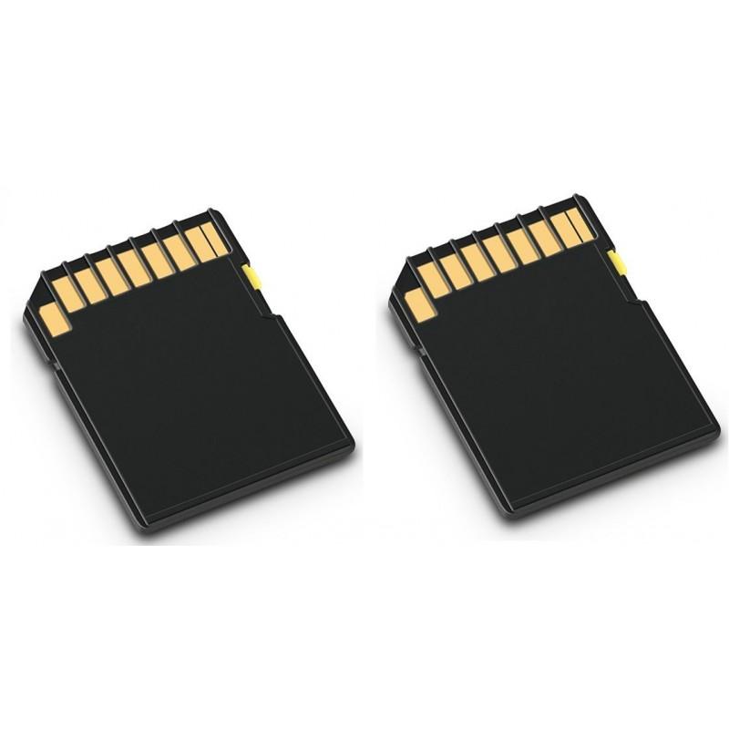 SD-Speichekarte SD 8GB - 2 Stücke