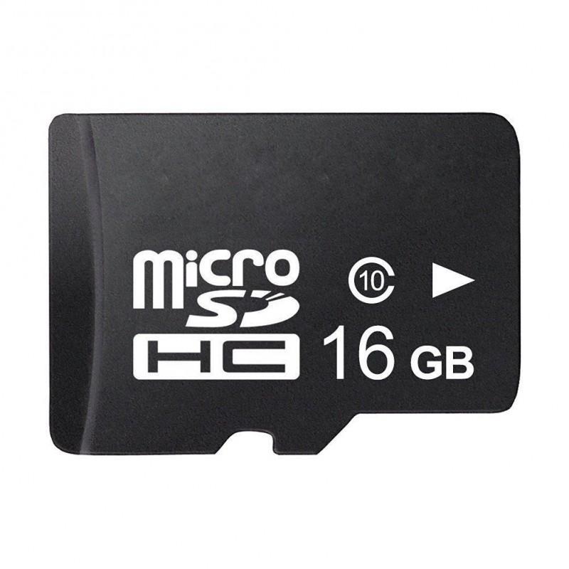 SD-Speichekarte microSD 16GB
