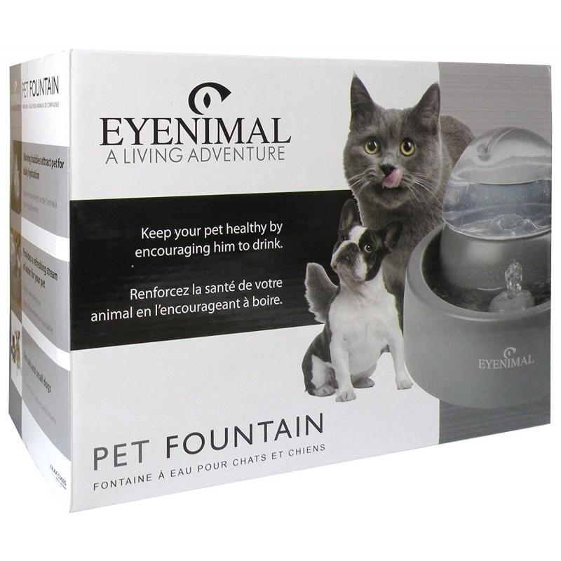 Trinkbrunnen für Hunde und Katzen Eyenimal Pet Fountain
