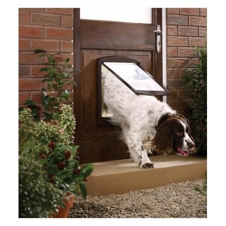 Hundetür Staywell 775, braun M