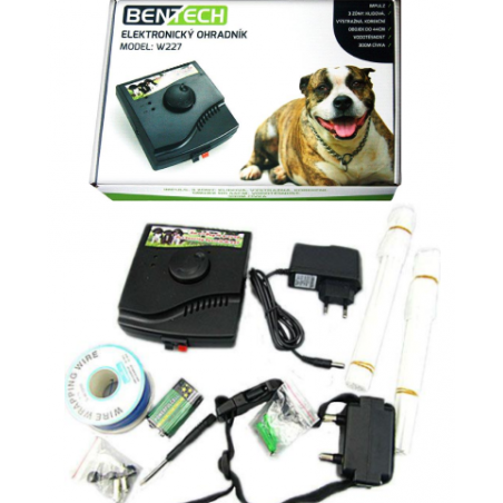 Unsichtbarer Hundezaun BENTECH W227