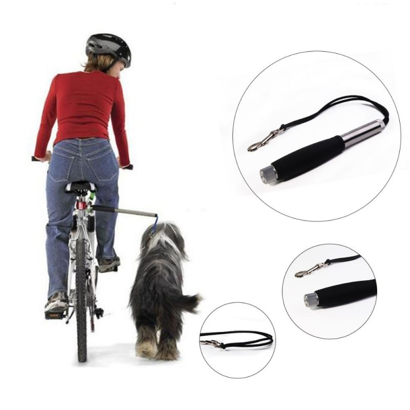Držák na kolo pro psa